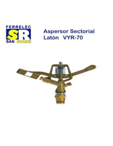 ASPERSOR SECTORIAL LATON VYR70  34M