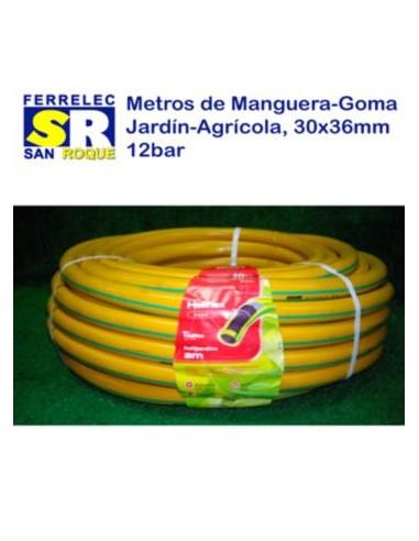MTS MANGUERA JARD AGRIC 30X36 AMARI...