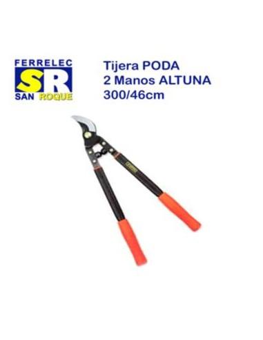 TIJERA PODA 2 MANOS ALTUNA 0300 46 CM