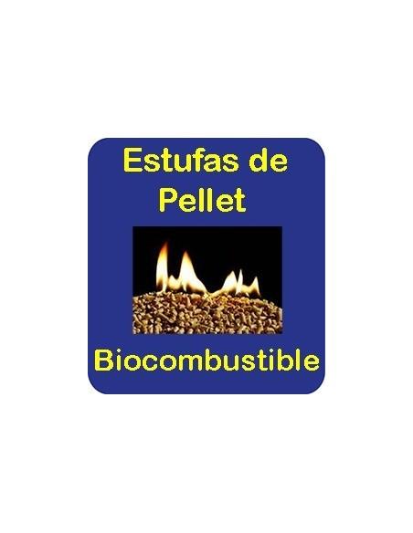 Estufas PELLET-Biocombustible