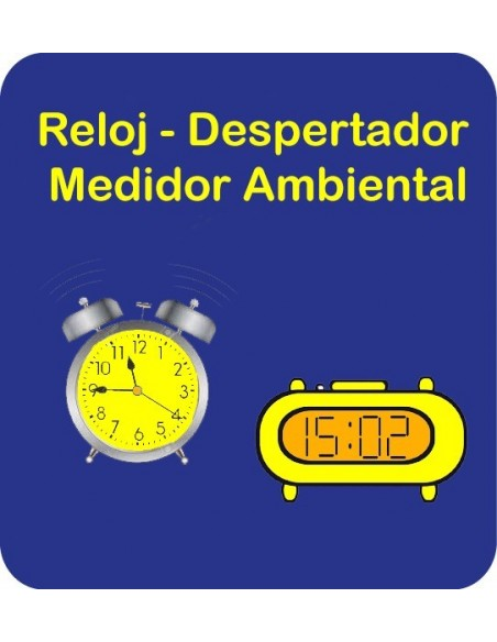 Reloj-Despertador-Medidor