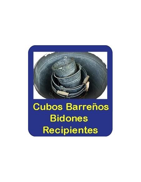 Cubo-Saco-Barreño-Bidon