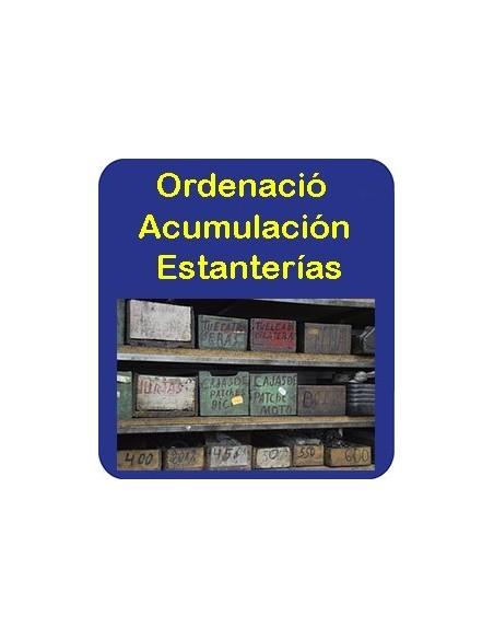 Ordenación-Acumulación
