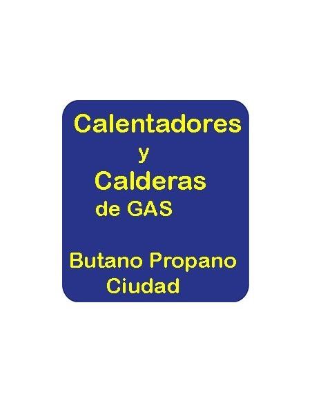 Calentador-Caldera GAS