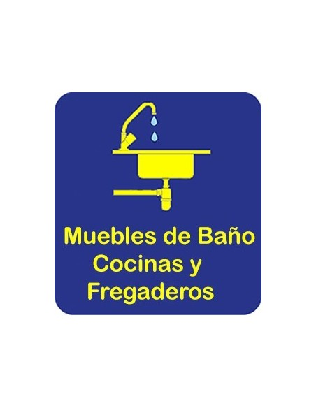 Muebles Baño-Cocina-Fregadero