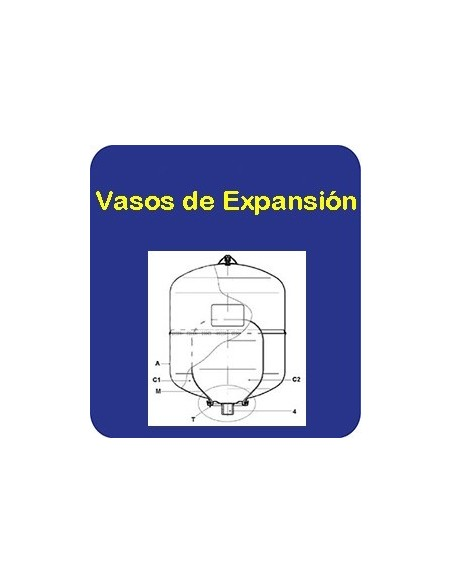 Vasos de Expansion