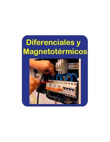 Diferenciales-Magnetotérmicos