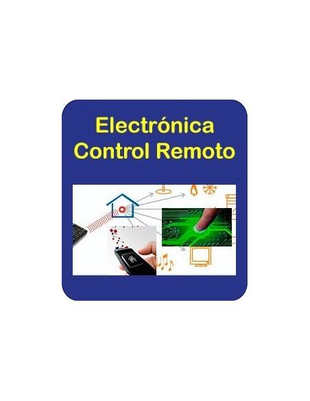 Electrónica-Mando-C. Remoto