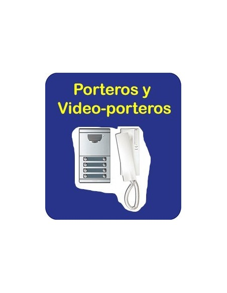 Porteros y Video-Porteros