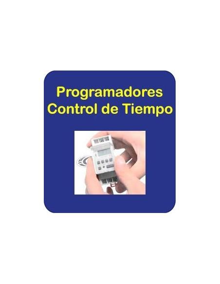 Programador y Control-Tiempo