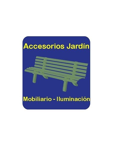JARDIN - Mobiliario y Iluminación