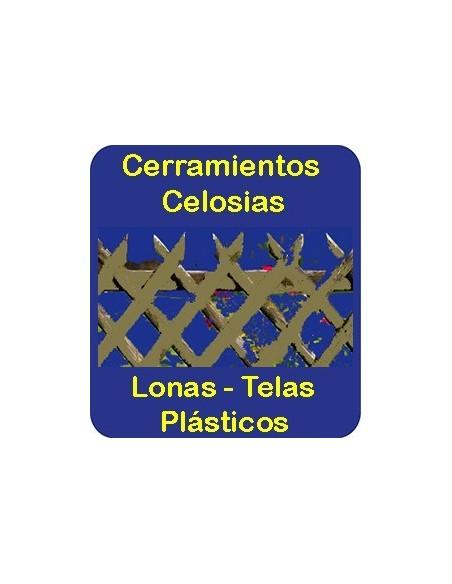 Cerram-Celosía Lona-Tela-Plastico
