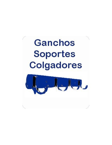 Ganchos-Soportes-Colgadores