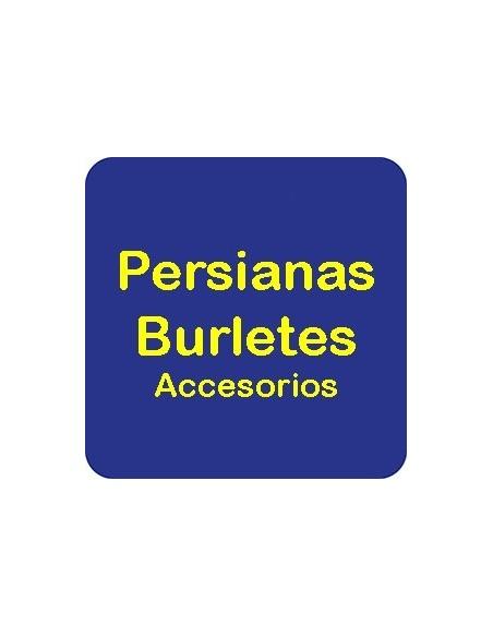 Persianas y Burletes