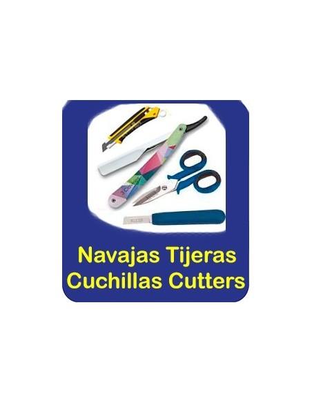 Navajas Tijeras Cuchillas Cutters