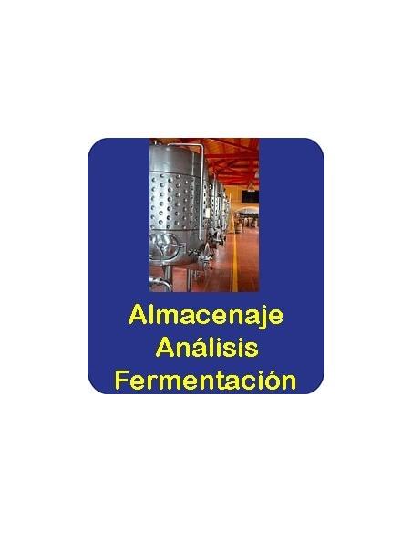 Almacenaje-Análisis-Fermentación