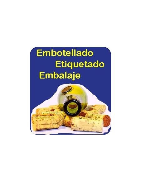 Embotellado-Etiquetado-Embalaje
