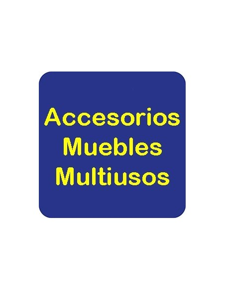 Accesorios Muebles Multiusos