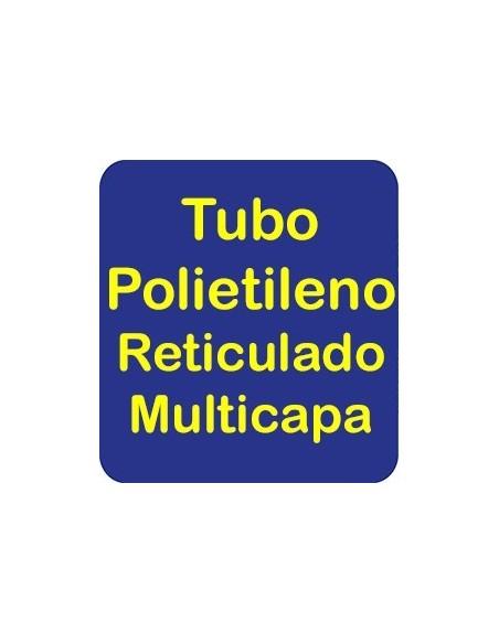 Tubo Polietileno Retic. Multicapa