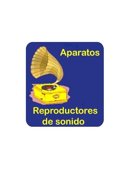 Sonido Aparatos Reproductores