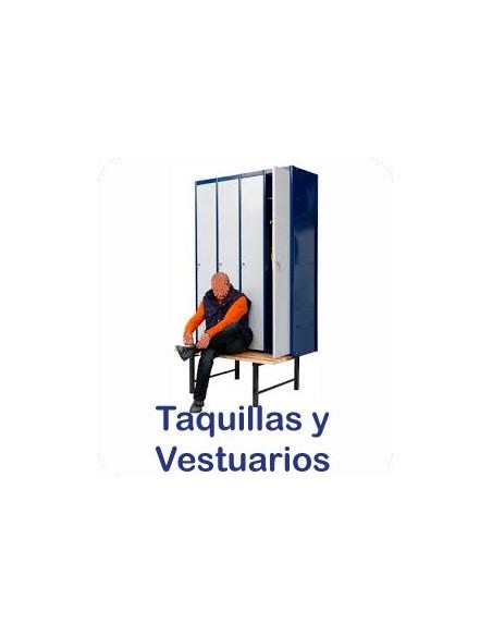 Taquillas-Útiles Vestuario