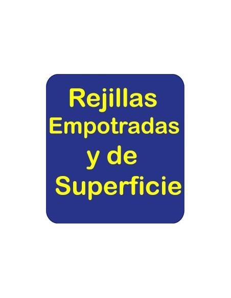 Rejilla Empotrada-Superficie
