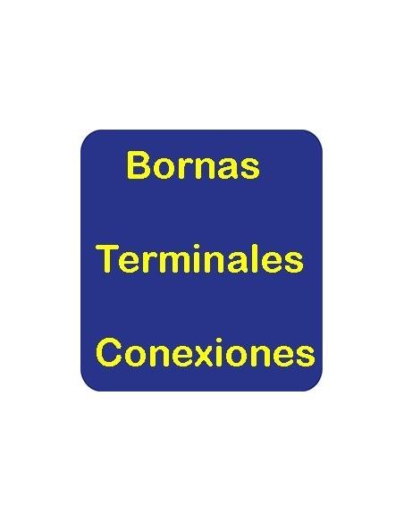 Bornas Conex Terminales