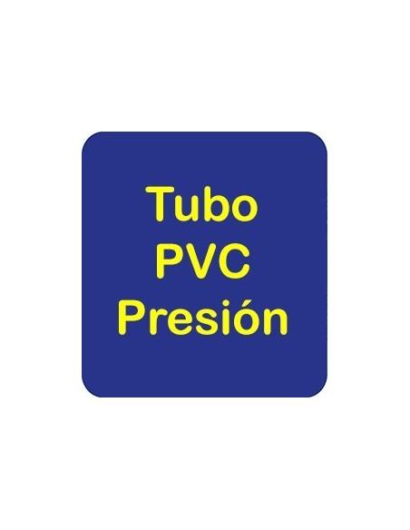 Tubo PVC Presión