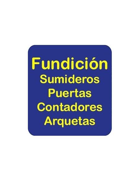 Fundición Sumi-Puerta-Conta-Arqueta