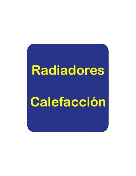 Calefacción-Radiadores