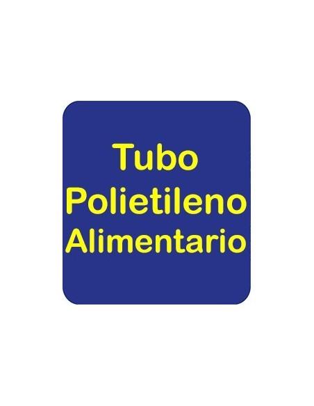 Tubo Polietileno Alimentario