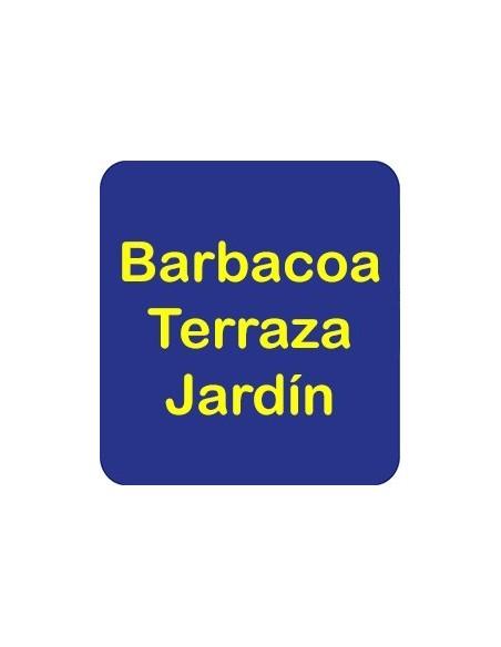 Barbacoa - Terraza - Jardín