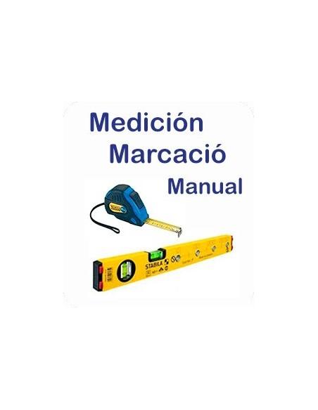 Medición - Marcación Manual