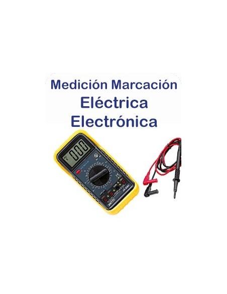 Medición Eléctrica - Electrónica