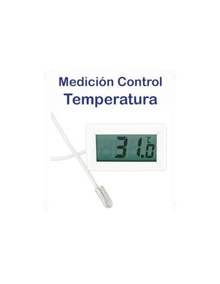 Medición - Control Temperatura
