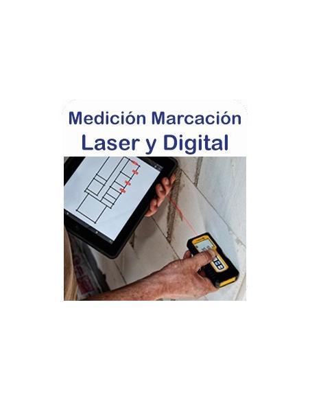 Medición - Nivel Laser - Digital