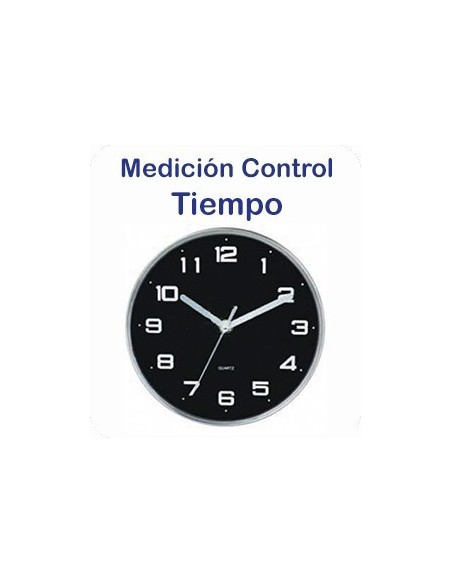 Medición - Control Tiempo
