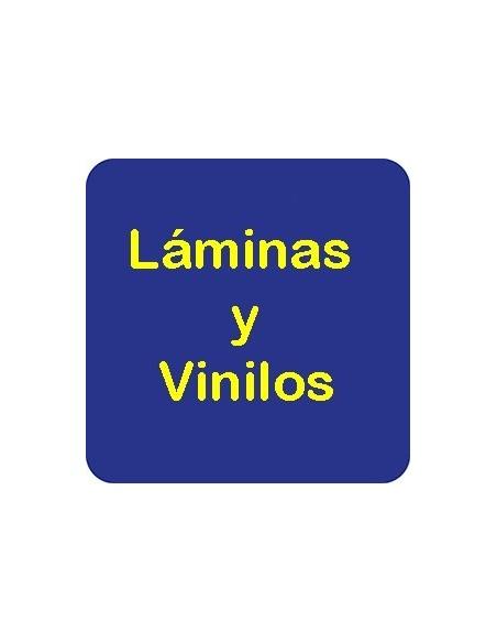 Láminas y Vinilos