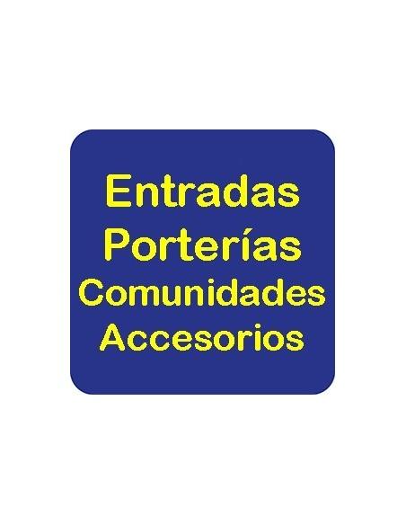 Entradas Porterías Puertas Acces