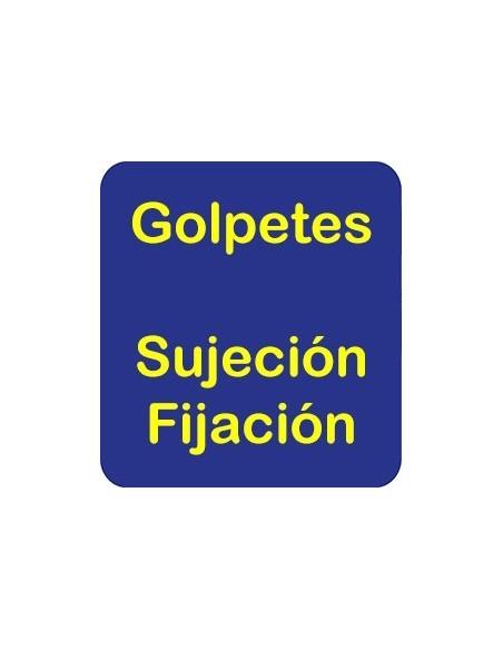 Golpetes Sujeción - Picaportes